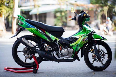 Yamaha Z125 do cuc ngau tai Sai Gon