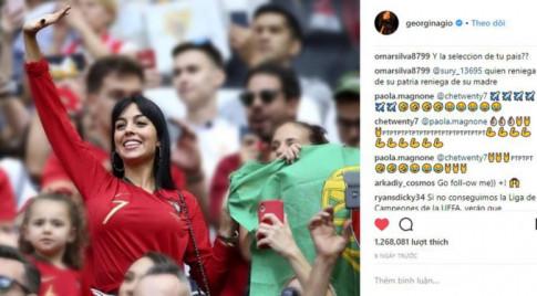 Ban gai Ronaldo bi do loi la ke mang lai xui xeo cho ban trai