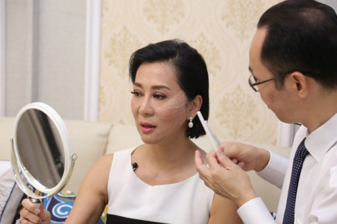 Bi mat nhan sac khong tuoi cua MC Nguyen Cao Ky Duyen