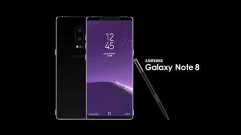 Galaxy Note 8 nhieu kha nang duoc Samsung ra mat vao ngay 23/8