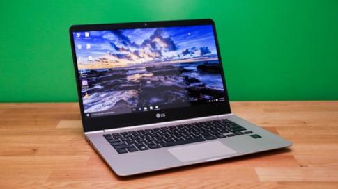 LG sap mo ban mau laptop dau tien cua minh tai thi truong Viet Nam