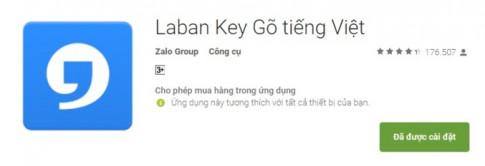 Nhanh chan 'ung ho' tieng Viet 4.0, Laban Key bi danh gia 1* the tham