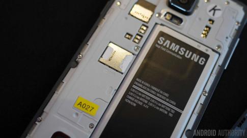 Sony se la don vi tiep theo san xuat pin cho Samsung Galaxy S8