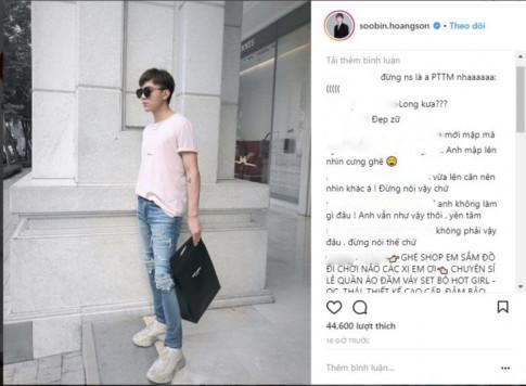 Soobin Hoang Son khien fan tranh cai vi nhan sac bat ngo y chang G-Dragon?