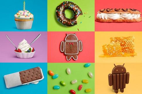 Thoi xong, ten goi Android 8.0 tiep theo van se la banh keo