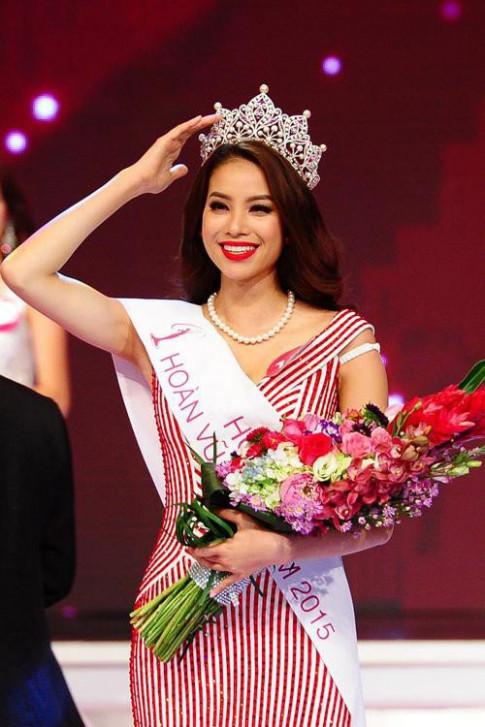 3 thí sinh Hoa hậu Hoàn vũ 2015 cùng làm mẹ, giàu sang ngang ngửa, Phạm Hương chưa hẳn nhất