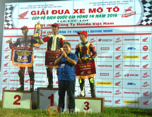 [Clip] Đua xe Honda - Trận chung kết tuyệt vời của Tô Hà Đông Nghi