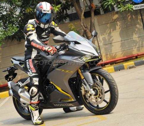 [Clip] Tốc độ tối đa từng cấp số của Honda CBR250RR phiên bản mới