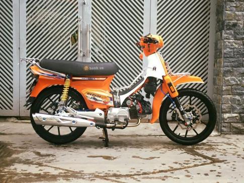 Dream cam Repsol day chat choi cua biker Viet