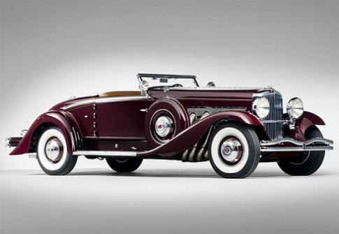 Duesenberg 1935 - xe co gia 4,5 trieu USD