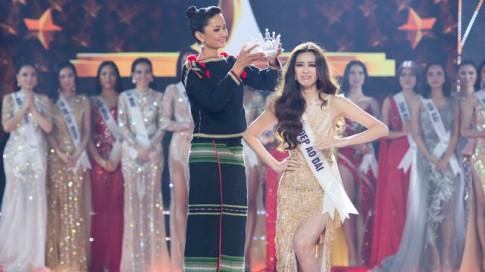 Trực tiếp: Tân Hoa hậu Hoàn vũ Việt Nam 2019 chính thức thuộc về Khánh Vân