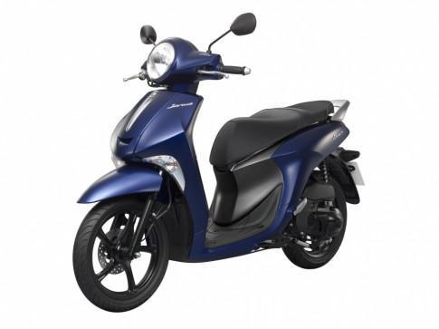 Yamaha Janus ban ra trong thang 9 gan 4.000 chiec