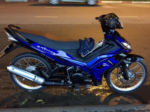 Exciter 135 don gian gon nhe .