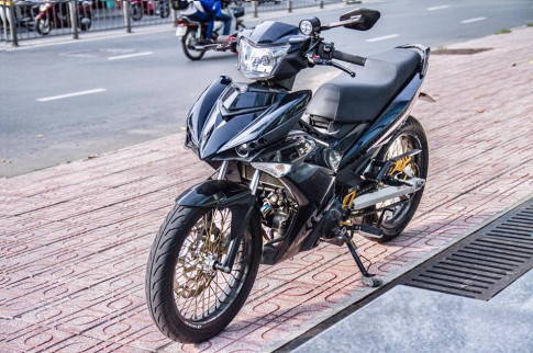 Exciter 150 Jet Black ngot toi giot cuoi cung