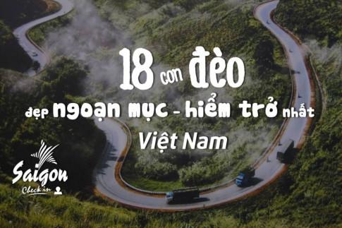 18 con deo dep ngoan muc hiem tro nhat Viet Nam