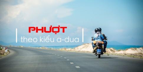 Di phuot – kham pha hay song ao a dua?