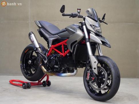 Ducati Hypermotard dep va chat hon voi goi nang cap hang hieu