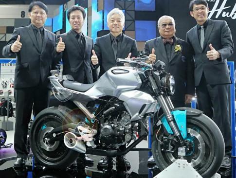 Honda 150SS Racer Concept xuất hiện hoàn toàn mới