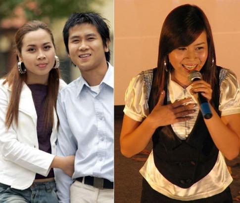 Khi bà xã Hồ Hoài Anh diện mốt không nội y, fans lại chú ý tới diện mạo khác lạ
