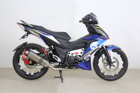 Winner 150 blue style an tuong kho phai