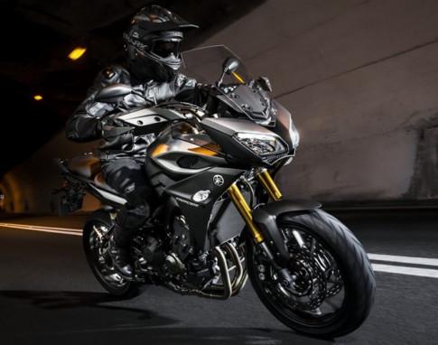 Yamaha du dinh ra mat mau xe phuoc 850 phan khoi nham canh tranh voi Triumph Tiger