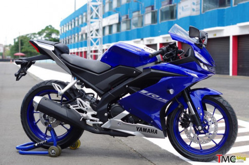 Yamaha R15 2017 giá bao nhiêu hiện nay?