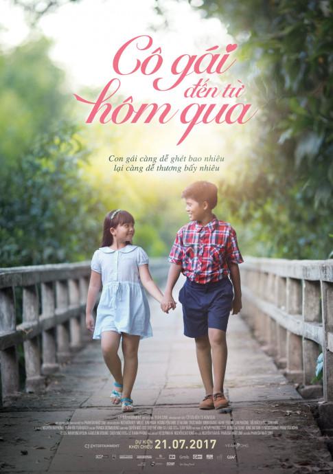 Cô gái đến từ hôm qua: 'Chàng khờ' Ngô Kiến Huy phải lòng 'nàng thơ' Miu Lê