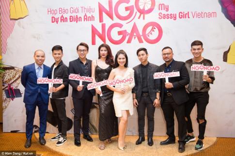 'Co nang ngo ngao' phien ban Viet: Them mot du an remake chinh thuc khoi dong