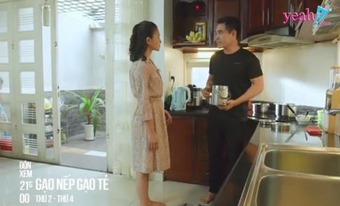 Gao nep gao te: Biet Kiet noi doi cham soc vo cu, Phuc lo ban chat that khi den tim Han canh cao khong duoc deo bam Kiet