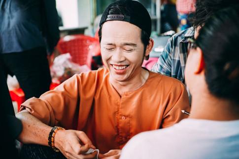 """Hoai Linh nhan cat-xe """"khung"""" va tiep tuc gia gai, tham gia vao bo phim youtube dau tay cua Dang Khoa"""