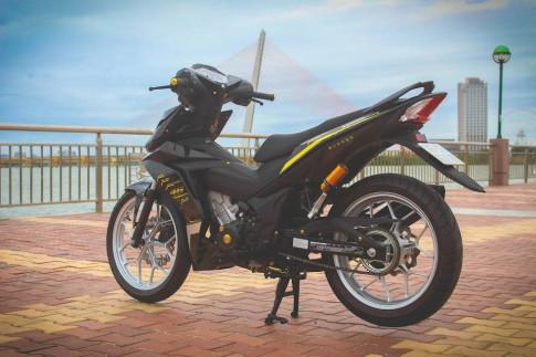 Honda Winner 150 kieng nhe don binh minh o Da Nang