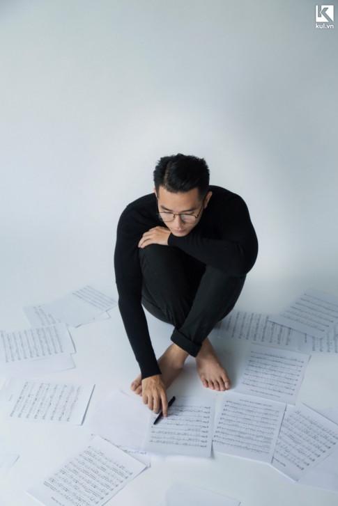 Phạm Hồng Phước khiến fan đổ rần rần vì mượn nhạc phim Goblin để viết nhạc tỏ tình