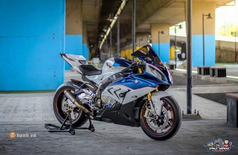 BMW S1000RR toả sáng với bản độ cực chất từ biker Thái Lan