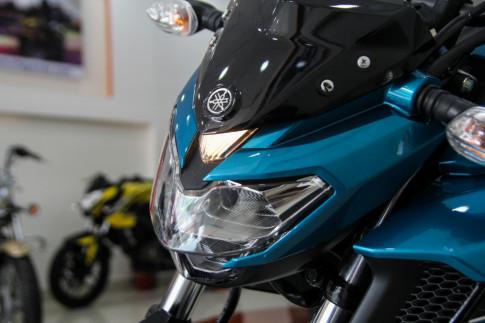 Can canh Yamaha Fz25 2017 ve Viet Nam voi gia hon 60 trieu dong