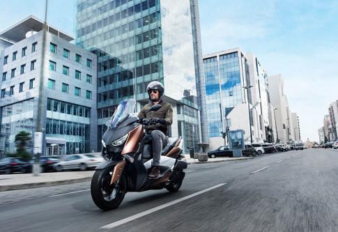 Chi tiet mau xe tay ga PKL Yamaha X-MAX 300 2017 hoan toan moi