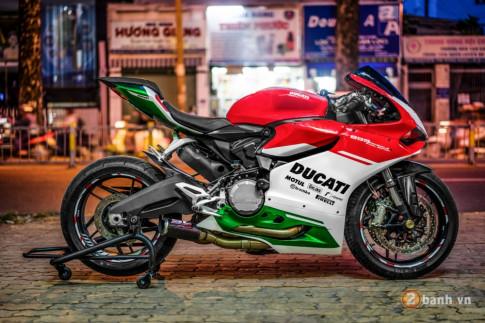 Ducati 899 Panigale phien ban Final Edition kich doc tai Viet Nam