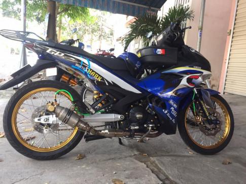 Exciter 150 ca map an thit nguoi cua biker Da Nang