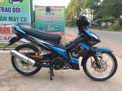 Exciter 2006 kieng nhe an tuong cua biker Tay Ninh