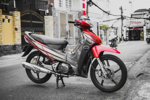 Future Neo 125 dọn nhẹ đầy cá tính và phong cách.