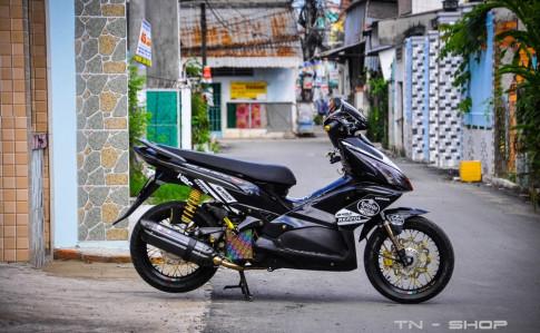 Honda Air Blade ban do an tuong manh cua dan choi An Giang