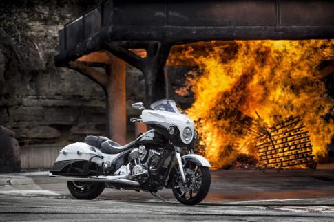 Jack Daniels Limited Edition mẫu xe mô tô chỉ dành cho 100 người với giá 798 triệu đồng