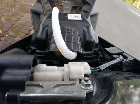 Winner 150 độ hệ thống Ram Air của biker nước bạn
