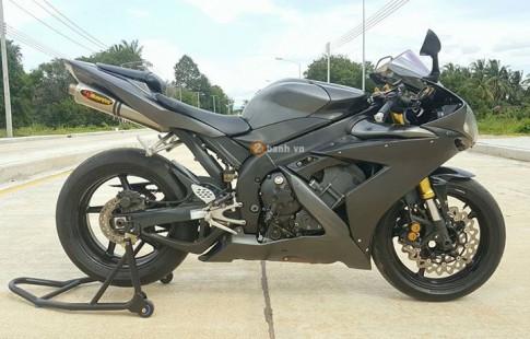 Yamaha R1 day cung cap voi phien ban Machine Grey