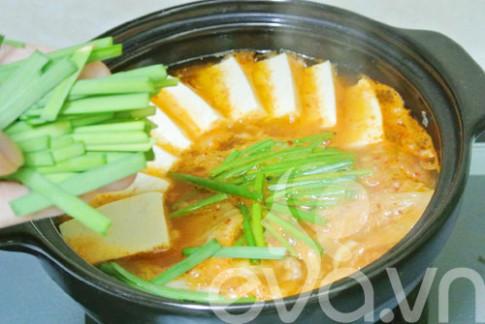 5 món canh hâm nóng bữa cơm ngày lạnh