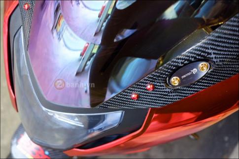 CBR650F bóng bẩy cùng hiệu ứng Chrome