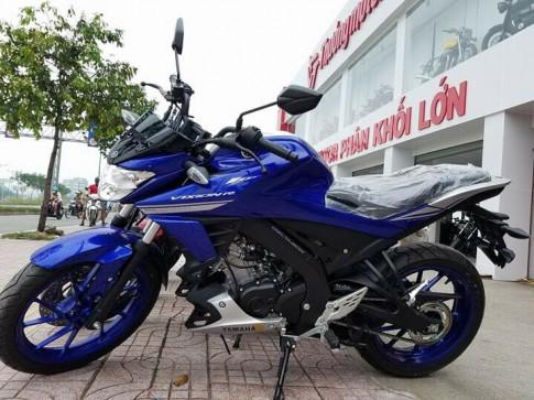 Danh gia xe FZ155i 2017 VVA mau Nakedbike moi cua Yamaha