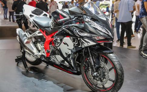 Danh gia xe Honda CBR250RR 2017 phien ban dac biet vua xuat hien tai Viet Nam