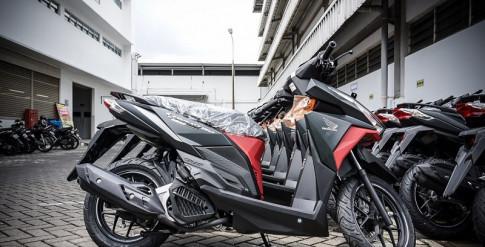 Danh gia xe Vario 150 2017 mau xe tay ga chu luc cua Honda