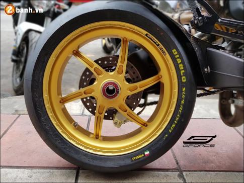 Ducati Monster 795 do noi bat cung mam O.Z Racing