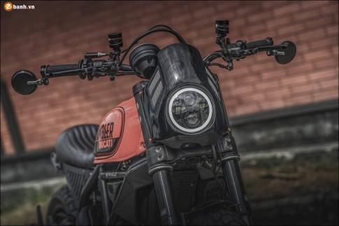 Ducati scrambler Vẻ đẹp xuất thần qua style tracker of Mugello